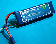 E-flite High-Power Battery