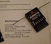 Spektrum AR6115 Receiver