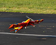 Tail wheel touches first