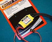 <b>ElectriFly Silver Series ESC<b>