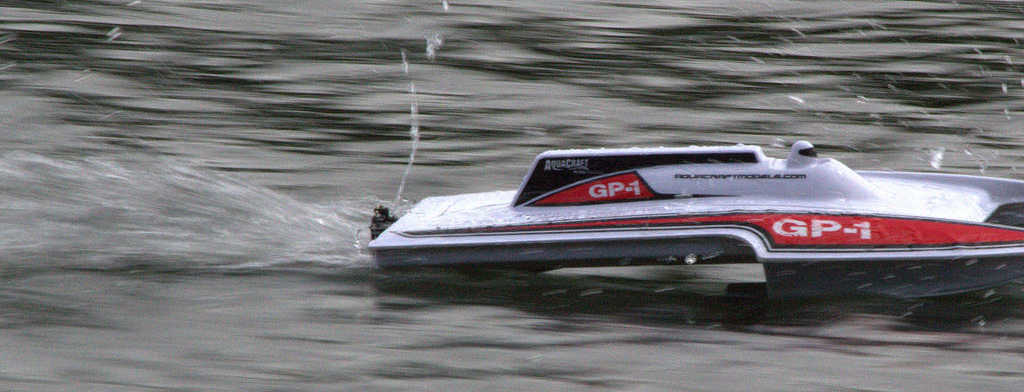 AquaCraft GP-1 Mini Hydroplane Review