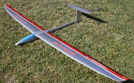 "Sirius Electro 3E (120"") Electric Sailplane"