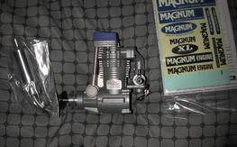 Magnum XL- .70 RFS 4 stroke nitro motor new in box