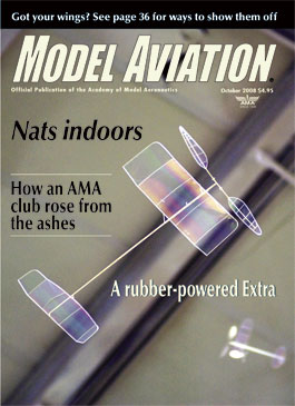 Model Aviation October 2008 Issue