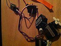 Name: Servos with the shelled RX.jpg