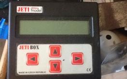 JETI program box