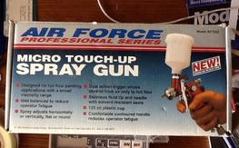 New in box micro spray gun