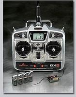 Name: G-TRANS.jpg Views: 126 Size: 48.3 KB Description: DX6 2.4 GHZ 6 CHANNEL RADIO