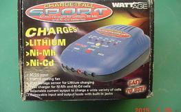 AC/DC Lipo/Nimh/Nicad charger
