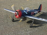 Name: Guillows P-47.jpg