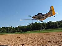 Name: Micro P-51 landing2.jpg