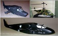 Name: Darth painted helo body.jpg