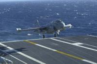 Name: Kyle landing USS Nimitz.jpg