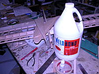 Name: WeldBond glue0016.jpg Views: 63 Size: 279.6 KB Description: Weldbond, an all purpose glue that I use for almost all my models, not CA