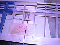 Name: DSCN0074.jpg Views: 56 Size: 277.1 KB Description: had to cut the sheeting for the push rod