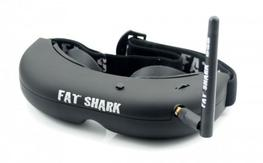 Fat Shark Goggles and RMRC DVR