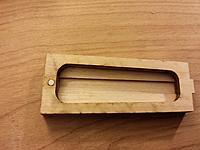 Name: 20140303_191606.jpg Views: 84 Size: 555.3 KB Description: Step 13.  Magnet glued in place