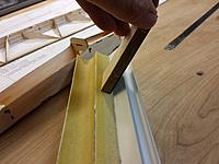 Name: 20140303_192455.jpg Views: 104 Size: 425.8 KB Description: Step 12.  This Great Planes sanding block worked real well for this step