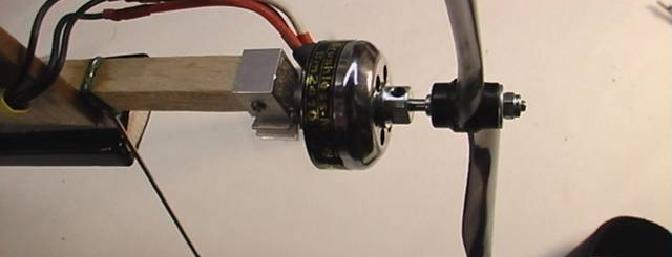 The motor and ESC are coupled before shipping, so it is