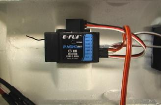 The E-Fly 2.4 GHz Rx