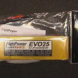 Flightpower provided the 3300 mAh LiPo.