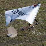 Zero-roll landings