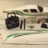 The Cessna 350 Corvalis RTF Select Scale kit contents