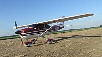  Fly Zone's Cessna 182 Skylane