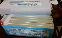 Brand new Glacier 5800mah 6s 45c