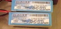 Glacier 450mah 6s 30c