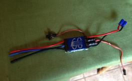 E-flite 60-Amp Pro Brushless ESC