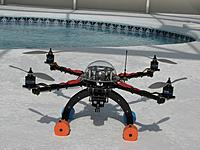 Name: UAP1 quad CM-1 camera and dome  0041-large.jpg