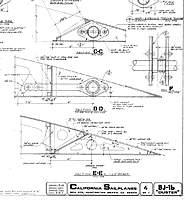 duster glider plans