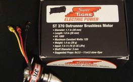 Super Tigre ST 370 Brushless Outrunner NIB