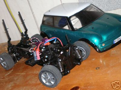 Tamiya Mini Cooper from EBay