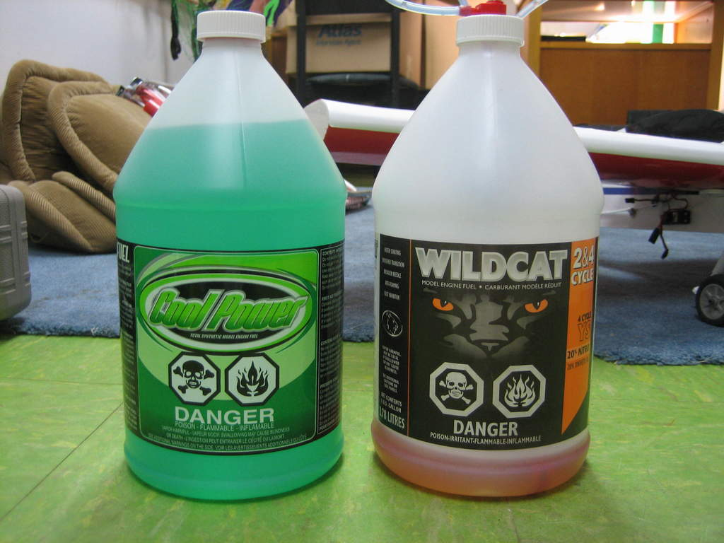 Cool Power and Wildcat: Best Fuels!!!