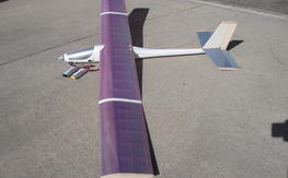 2 meter Electric Sailplane