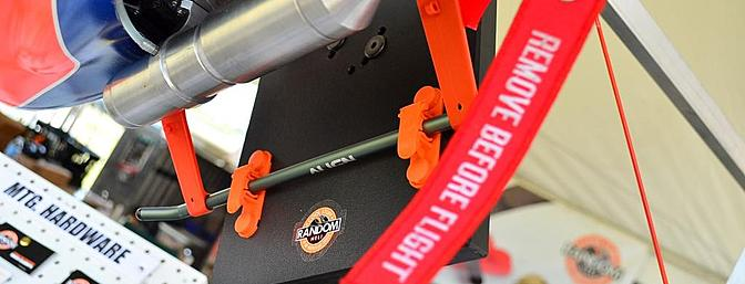 I'm already a fan of Skid Clamps, and I was excited to see that they are working on clamps that work specifically with Goblin skids. They should be available later this year!