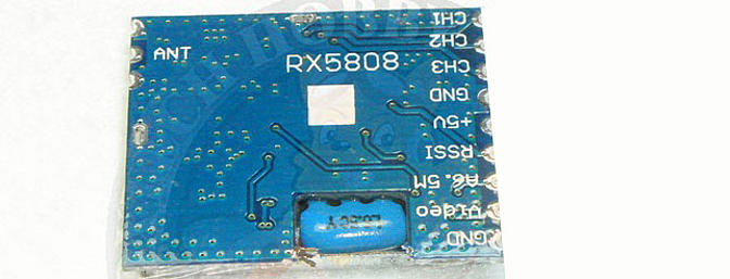 The 5808 receiver.