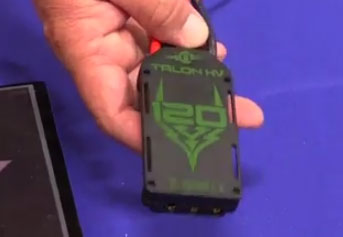 A sneak peak of the Talon 120HV!