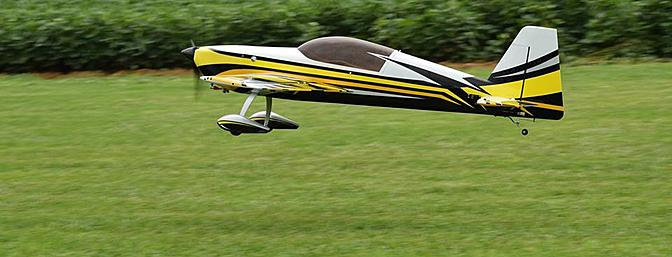 A predictable and and stable plane that can also capable of world class performance!