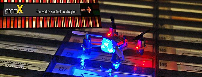 Proto X SLT - Micro Quad