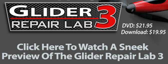 Glider Repair Lab 3 Program