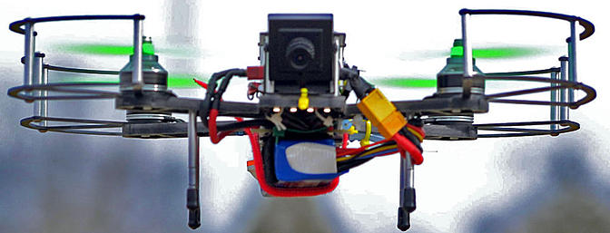 5 Mid-sized FPV Platforms