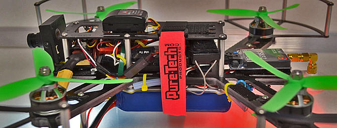PureTech Velcro Straps