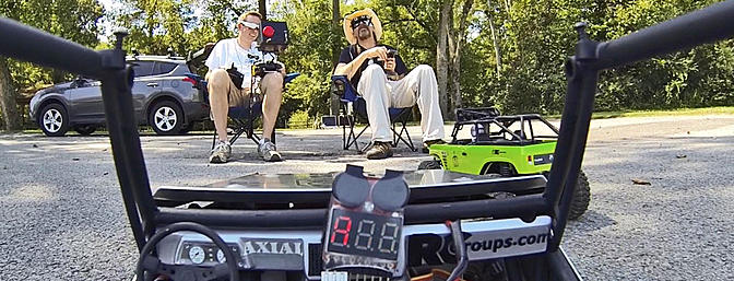 3 ways to FPV your RC truck or car.