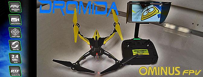 Dromida Ominus FPV Quad