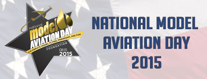 National Model Aviation Day is Coming!