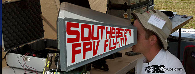Southeastern FPV Fly-in V - The Pecan Patch!