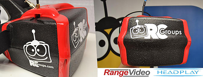 Range Video - Headplay Goggles - Awesome!
